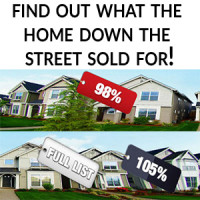 INFO OF HOMES THAT SOLD IN YOUR NEIGHBORHOOD